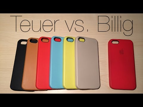 Apple iPhone 5s Case vs. iProtect TPU Schutzhülle iPhone 5 5s
