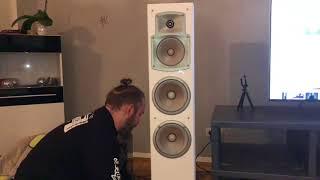 Yamaha NS-F 350 Viel Lautsprecher für wenig Geld