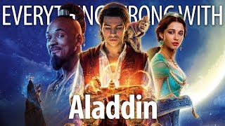Everything Wrong with Aladdin (2019) in Do You Really Care Minutes?