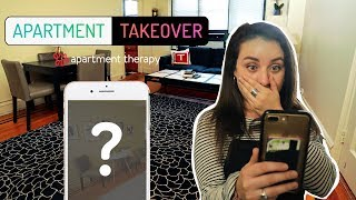 Terris Scandi-Style Studio Makeover | Instagram Makeover Takeover | Apartment Therapy