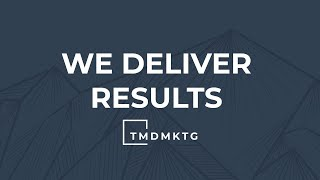 TMD Marketing & Advertising - Video - 3