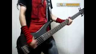 【bass】REGRET - the GazettE