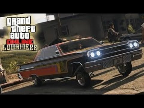 Gta 5 Online Lowrider DLC - Cars,clothes,prices And More (gta 5 Online)