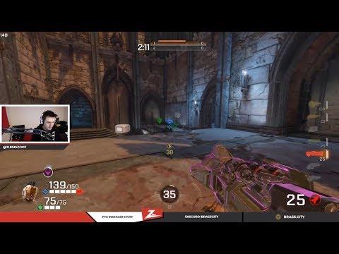 Quake 2 Rocket Launcher Skin [Video] :: Quake Champions