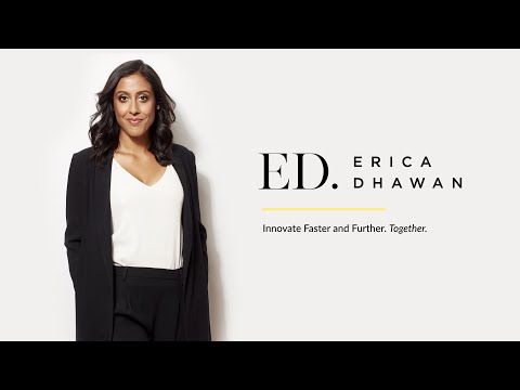 Erica Dhawan - Speaker Reel
