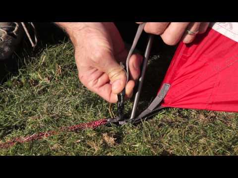 Смотреть видео Палатка MSR Elixir 2