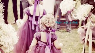 💗 Flower Girl Wedding Tutu Dresses ~ Oliviakate.com 💗