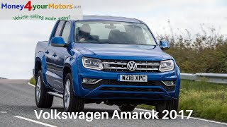 Volkswagen Amarok 2017 Review