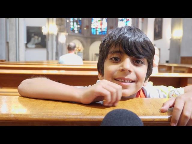 7. Kinderpilgertag im Bistum Aachen
