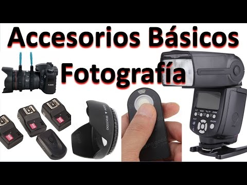Accesorios para Camaras Canon y Nikon Baratos Imprescindibles