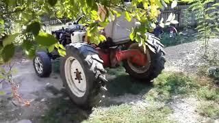 Tractor Mic Facut Acasa