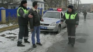 Беспредел ДПС/Нападение ст. Тацинская