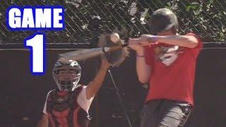 BASEBALL! | On-Season Baseball Series | Game 1