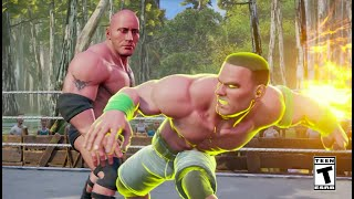 WWE 2K Battlegrounds: NEW Arcade Game Announced, Coming Fall 2020 - with Teaser Trailer!