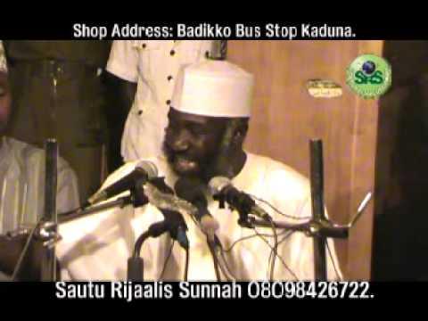 Ka tuna da Ranar Karshen ka......Sheikh Ahmad tijjani Yusuf .