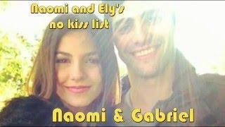 Naomi And Ely's No Kiss List - Naomi & Gabriel - Home
