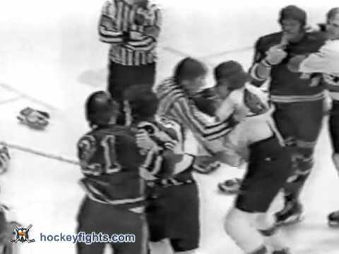 Dave Schultz vs. Ted Irvine