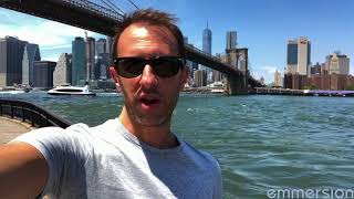 Emmersion Minute: Brooklyn Bridge, LATAM Cannabis M&A, Lithium Investment in Chile and Partnersh