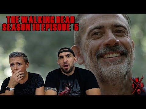 The Walking Dead Season 10 Episode 5 'What It Always Is' REACTION!!