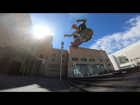 GoPro Skate: Best Moments of Spain's MACBA Life 2018