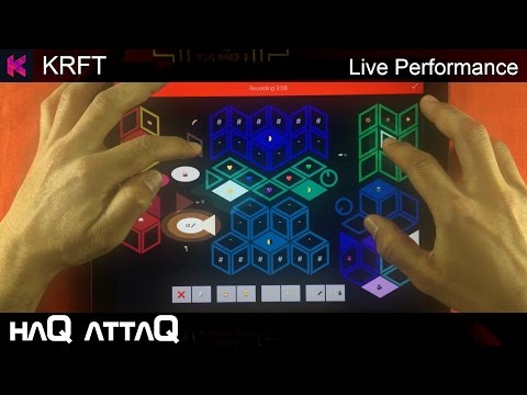 My KRFT is strong │ Live performance - haQ attaQ