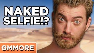 Rhett S Not Naked Selfie