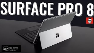 Surface Pro 8: The Ultimate Hybrid?