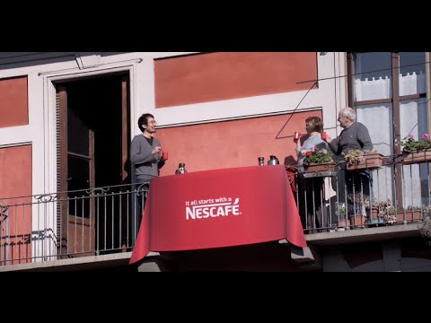 Nescafe Commercial (2016) (Television Commercial)