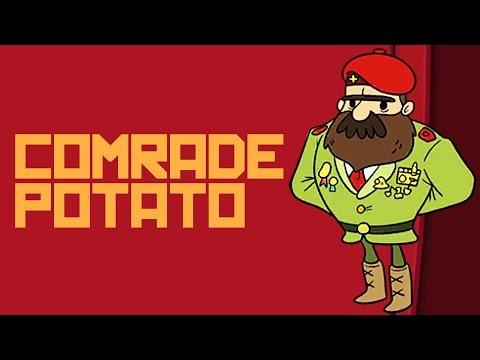 POTATO MOTHERLAND - AdVenture Communist overview