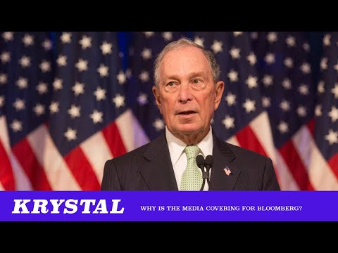 Why Is The Media Covering For Bloomberg? ft. Krystal Ball (TMBS 127)