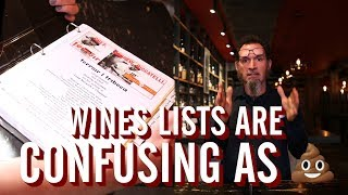 How to Read a Wine List - Somm Tips with Paul Grieco