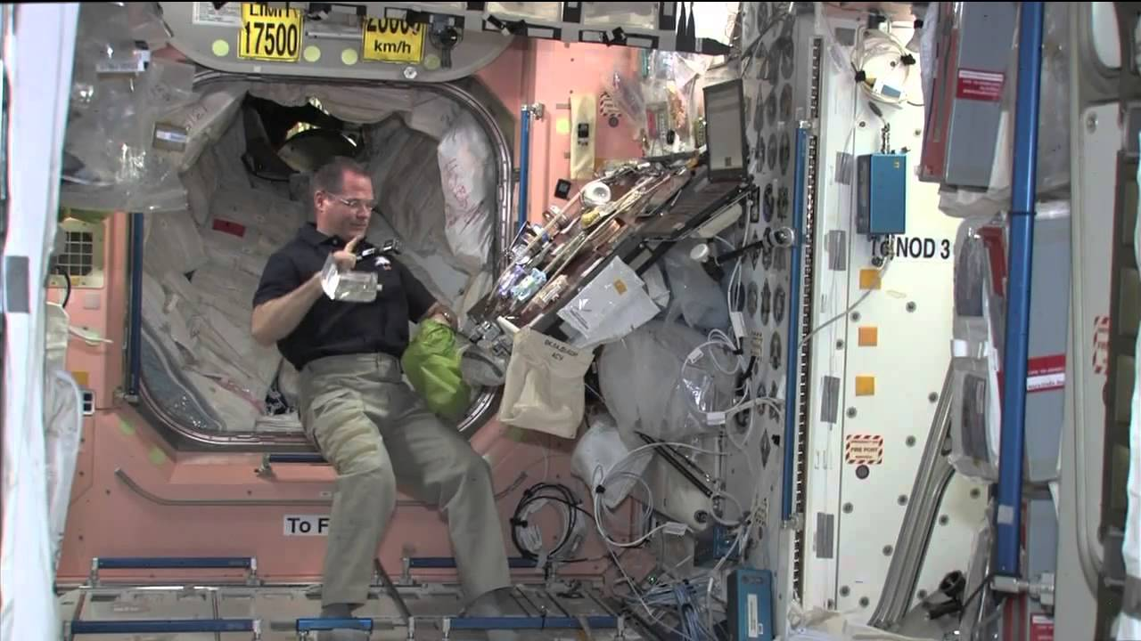 Irradiated Turkey And Thermo-Stabilised Yams: What Astronauts On The ISS Ate For Thanksgiving