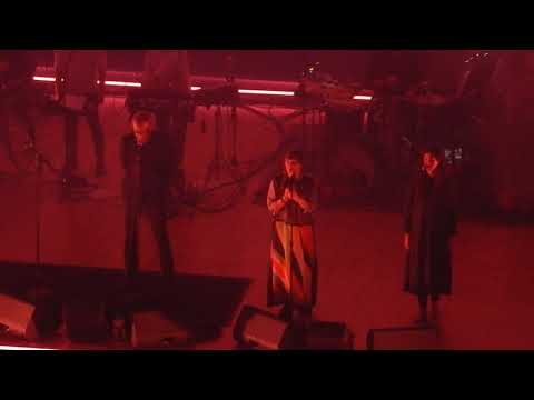 "The National live ""Roman Holiday"" @ Orpheum Theater Los Angeles April 26, 2019"
