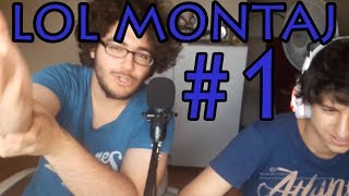League Of Legends #1 - Play For Brother (MONTAJ)