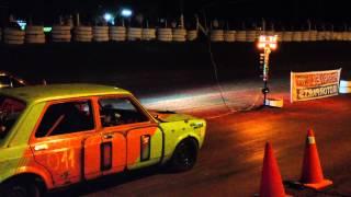 preview picture of video 'PICADAS fiat 128 motor 1.5 aspirado  vs Gol GTi motor bora turbo 1.8 picada en tierra.'