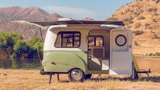 Coolest Lightweight Travel Trailer: Happier Camper HC1