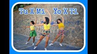 Yo X Ti, Tu X Mi   ROSALÍA, Ozuna | Coreo Fitness (Zumba Fitness) By MarvelDancers