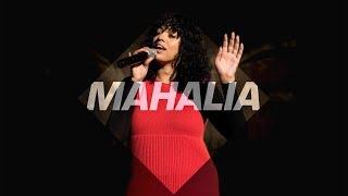 Mahalia   'Simmer'   Box Fresh Focus Performance