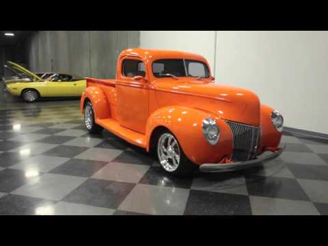 Video of '40 Pickup - H1NY