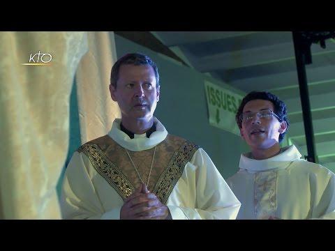 Ordination de Mgr Didier Berthet, nouvel évêque de Saint-Dié