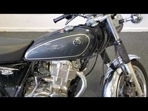 2015 Yamaha SR400 in Middletown, New Jersey - Video 1