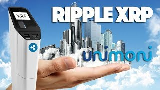 Ripple XRP: Unimoni Partnership, XRapid Powered ATMs & Selling Real Estate For XRP!