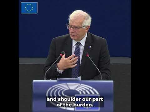 EP Plenary Session 05/10/2021 | #01 The Future of EU-US relations