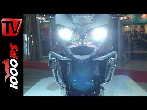 Honda VFR800X Crossrunner 2015 | Technische Daten, Zubehör, Details
