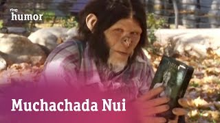 Celebrities: La Mona Chita - Muchachada Nui | RTVE Humor