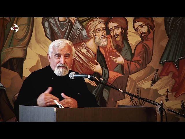 """""""Formare duhovnicească"""" – pr. prof. Gheorghe Șanta – Partea II"""