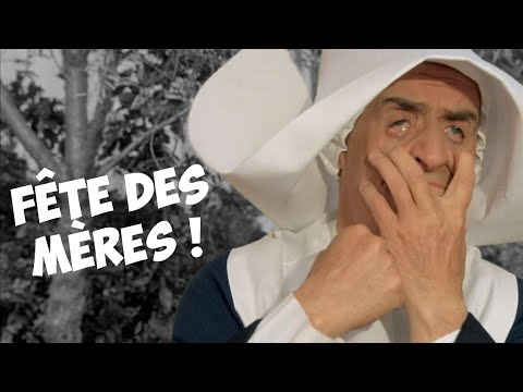 La fête des Mères avec Louis de Funès !