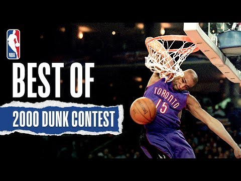 Best of 2000 NBA Dunk Contest