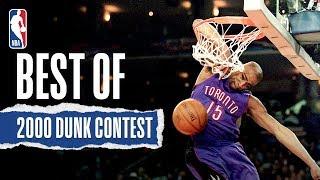 Best of 2000 NBA Dunk Contest