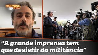 Guilherme Fiuza: a sociedade não pode renunciar ao bom senso